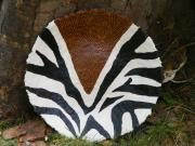 African Influenced Bowl by Anne Marie and Karen