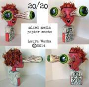 20/20 by Laura Wacha