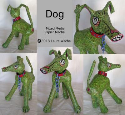 """Dog"" by Laura Wacha"
