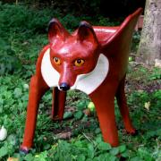 Fox chair by Jane Shirley