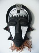 African mask by Roberto Lascaro