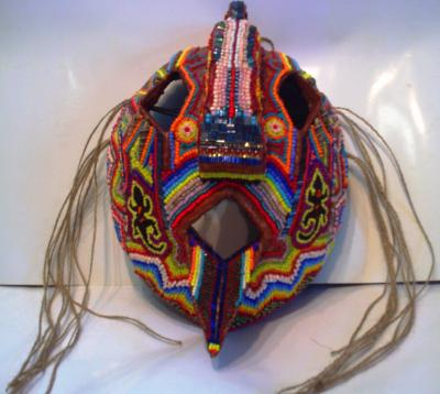 """African Mask"" by Alexander Shved"