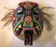 African Mask by Alexander Shved