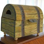 Very old box by Maia Magi