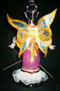 Fairy rod puppet by Jan L. Wendt