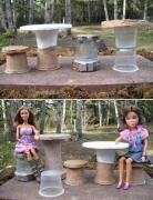 Doll Furniture by Christine Majul
