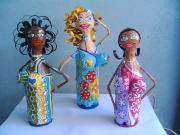 Dolls by Adriana Carrancho de Souza