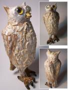 Owl by Sarah Hage