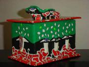 Cameleon box by Alison Day