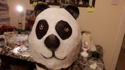 PANDA MASK by Caz James