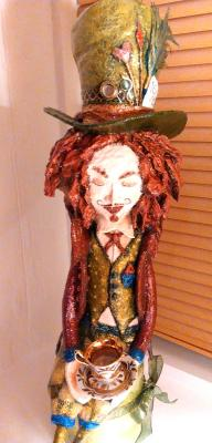 """The mad Hatter"" by Annie Bostwick"