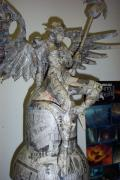 Winged Guardian unpainted by Rick Pelletier