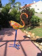 Flamingo  No. 1 by Eugenio and Nidia Klein