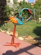 Flamingo  No.  2 by Eugenio and Nidia Klein