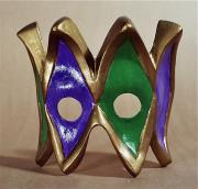Jester Mask by Jim Seffens