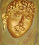 buddha by Himmat S Rathore