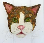 Cat Mask by Maure Bausch