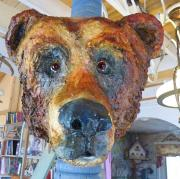 Big Guy Bear Mask by Maure Bausch