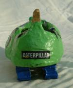 Caterpillar Shoe rear by Alec James