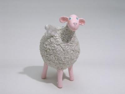 """Angel Sheep"" by Nives Cicin-Sain"