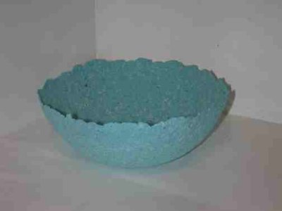 """Blue Bowl"" by Sue Hibberd"